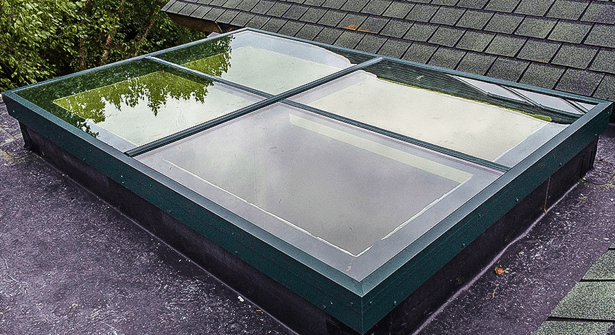 Curb Mount Skylights Solar Innovationssolar Innovations