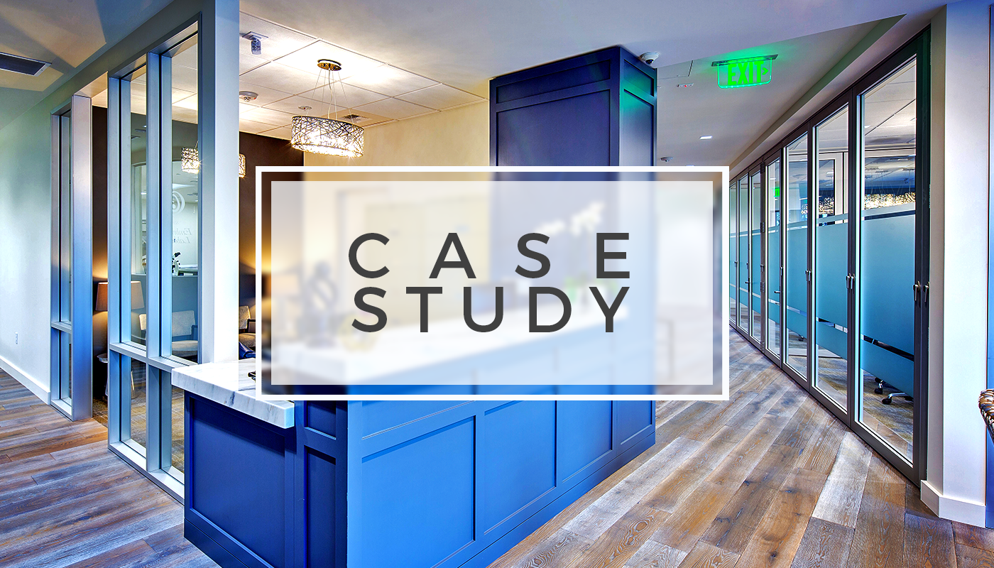 Case Study: Divide & Conquer - Benefiting from Operable Glass walls in Office or Medical spaces