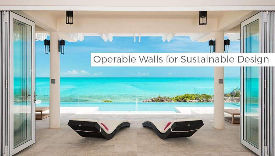 Operable Walls for Sustainable Design AEC Daily Course