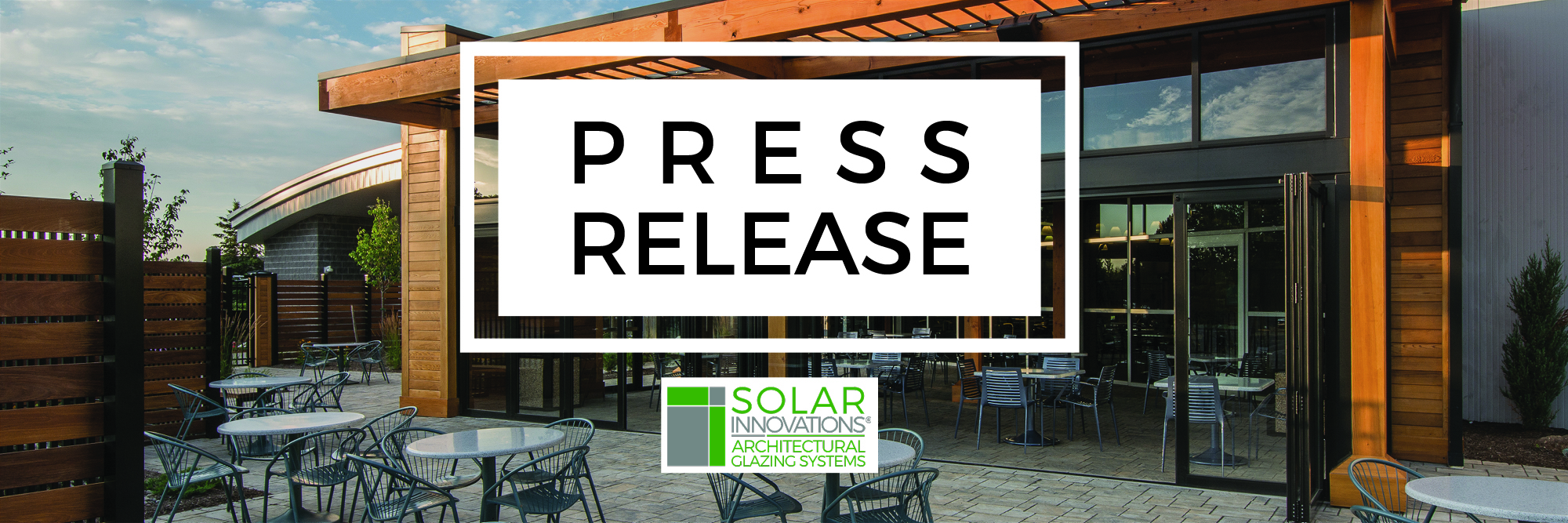 Solar Innovations Expands Patent Count With High Performance Fenestration System Solar Innovations