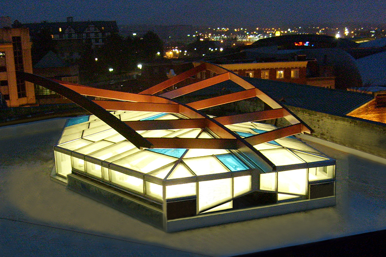 Polycarbonate Products offer Design Solutions for custom commercial applications