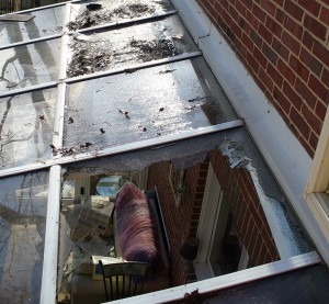 Glass Replacement for a Sunroom provided by Solar Innovations, Inc.