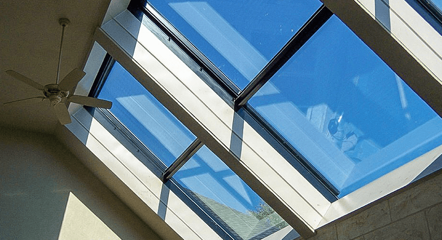 Retractable Skylights