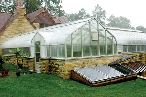 Greenhouse builder - Structural configurations 3
