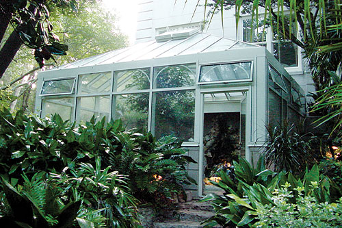 Greenhouse builder - Structural configurations 6
