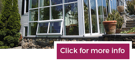 Awning Windows By Solar Innovations® Provide Exceptional Performance For An  Economical Price. This Type Of Window Hinges At ...
