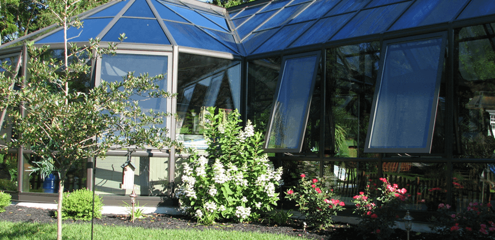 Greenhouse Awning Windows