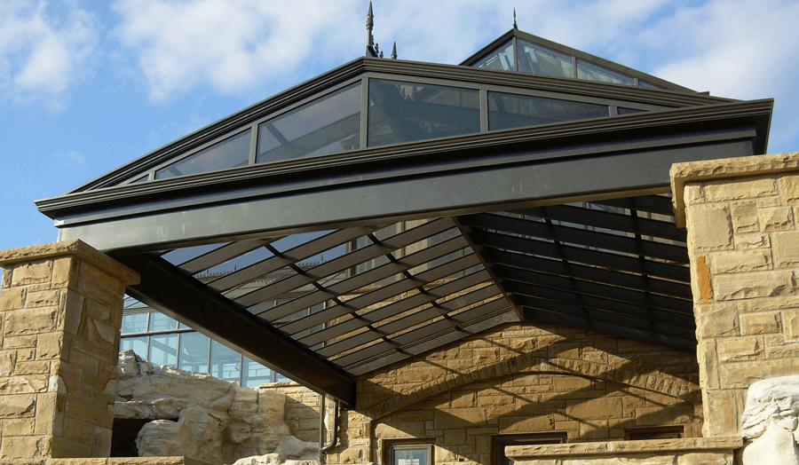 Canopies - Commercial & Residential Glass Canopies - Solar