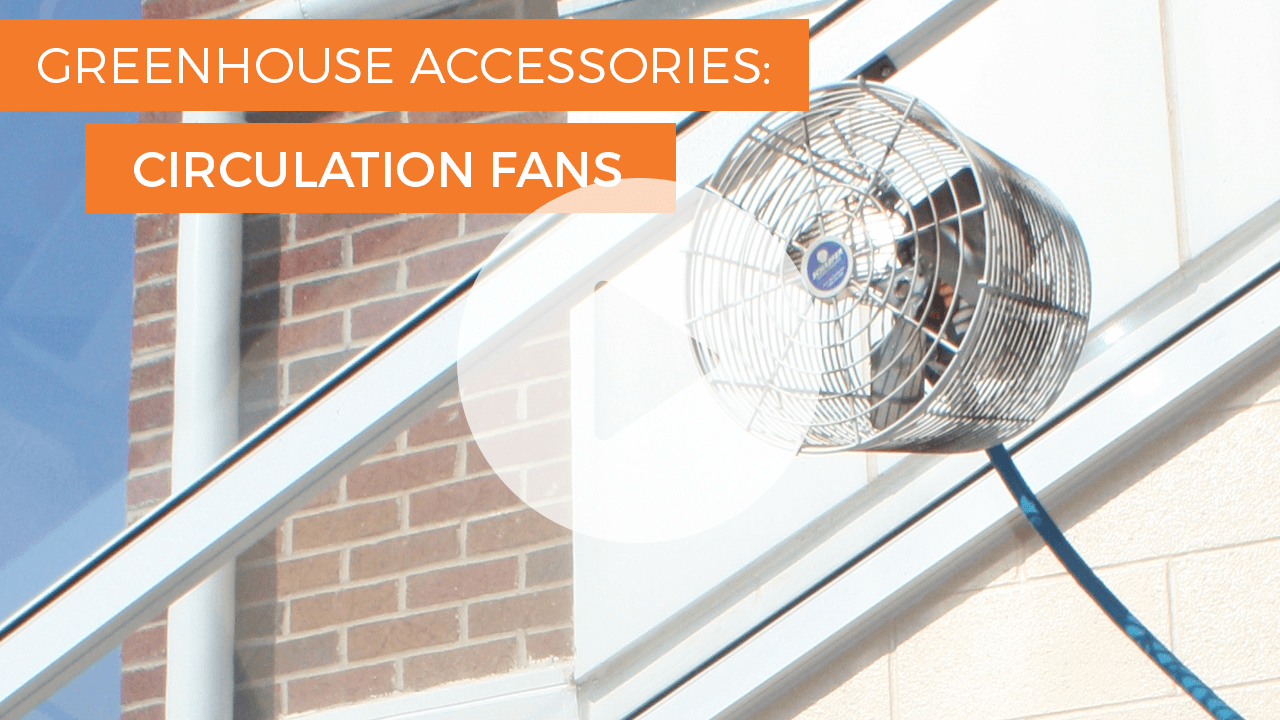 Greenhouse Air Circulation : Circulation fans solar innovations