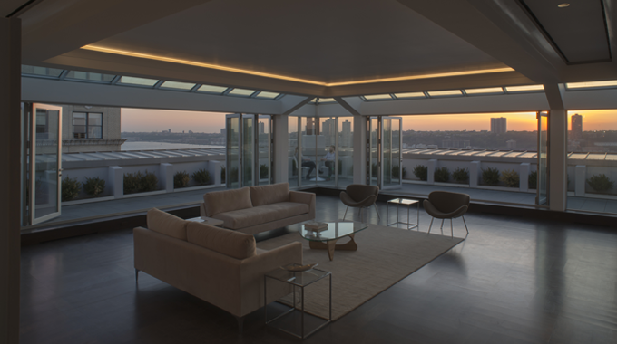Amy Schumers penthouse