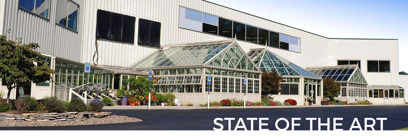 State of the Art Facility in Pennsylvania