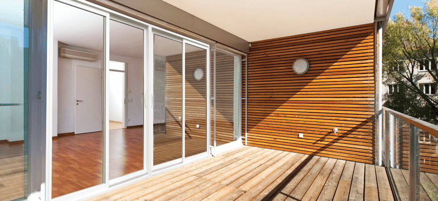Vinyl composite sliding glass doors vinyl doors solar for Residential sliding doors